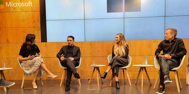 Microsoft Surface: Panos Panay und Ralf Groene sprechen in Berlin über die neuen Geräte