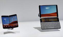 Dual Screen Optimierung: Entwicklung für Surface Neo und Surface Duo soll sich ähneln