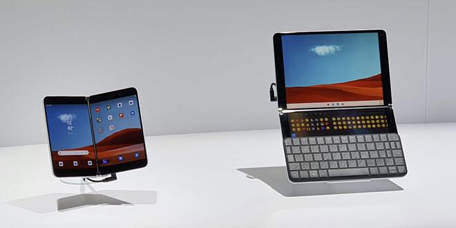 Surface Neo und Duo: Microsofts bisher riskanteste Hardware-Wette