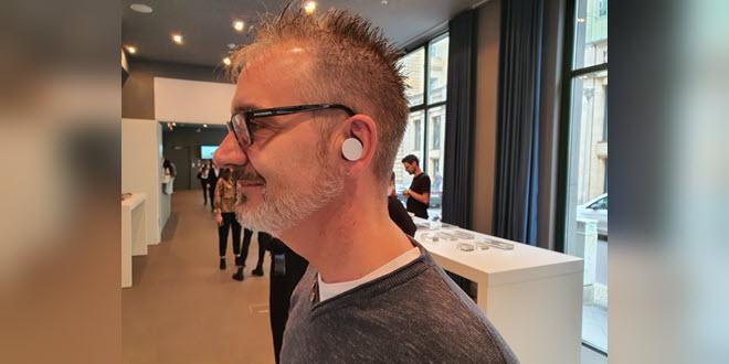 Surface Earbuds ausprobiert