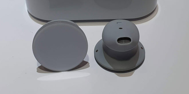 Surface Earbuds knacken und rauschen: Microsoft untersucht