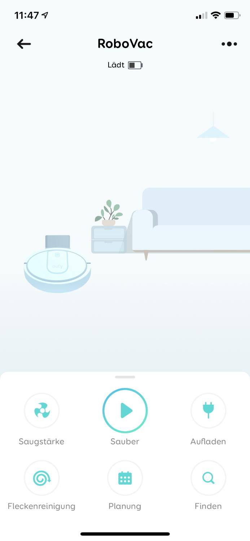eufy G10 Hybrid App