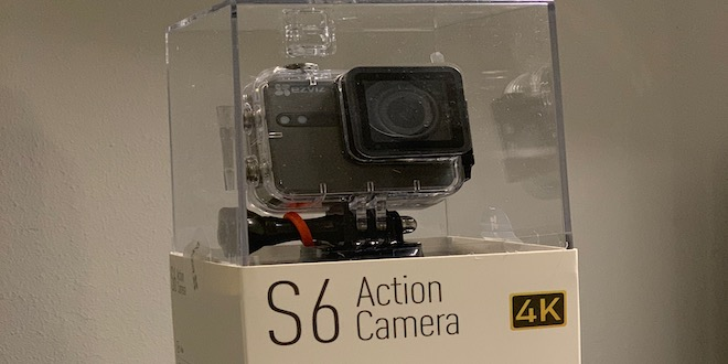 Ausprobiert: EZVIZ S6 Action Camera