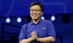 Microsoft-Personalien: AI-Chef Harry Shum geht, Ian Todd leitet das Windows Insider Programm