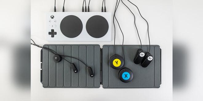Inklusion: Logitech bringt Erweiterungs-Set für den Xbox Adaptive Controller