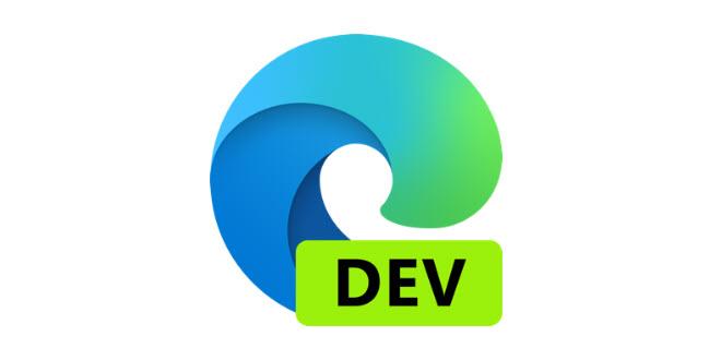 Edge Dev: Microsoft veröffentlicht Version 91.0.838.3 mit kleinen Verbesserungen