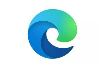 Neues Microsoft Edge Logo