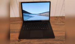 Surface Laptop 3 Review: Liebe auf den zweiten Blick