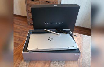 HP Spectre x360 2019 Verpackung