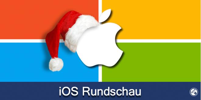 Überschauliche iOS Rundschau am 1. Advent mit OneDrive, Teams und Remote Desktop