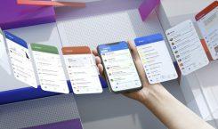 Hübsch und effizient: So stellt sich Microsoft seine mobilen Office-Apps in Zukunft vor