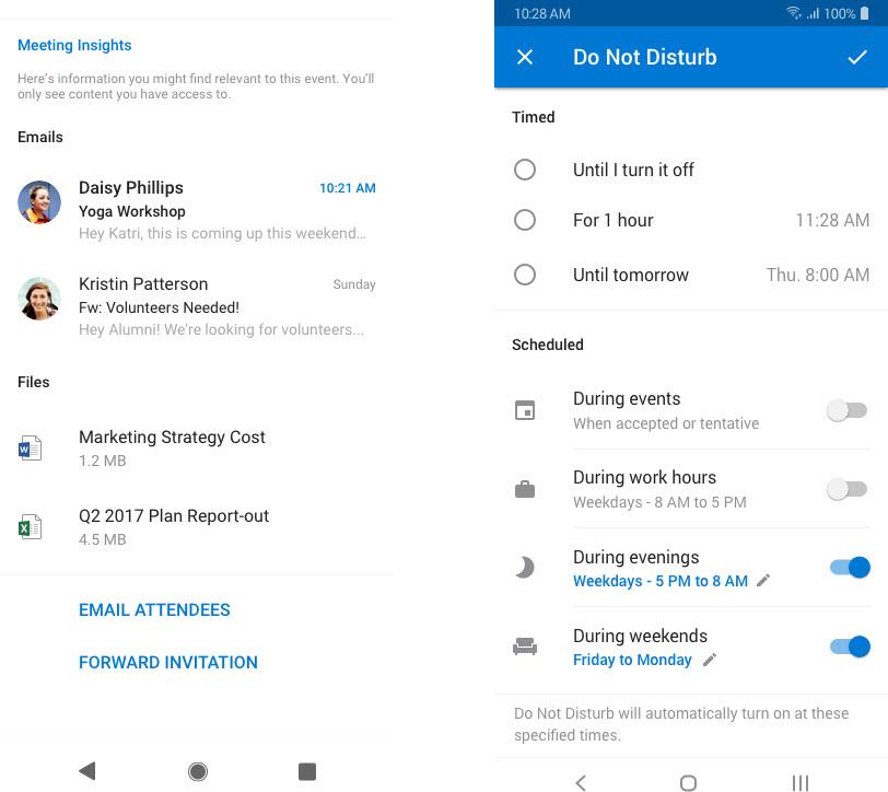 Outlook Neuerungen fuer Insider