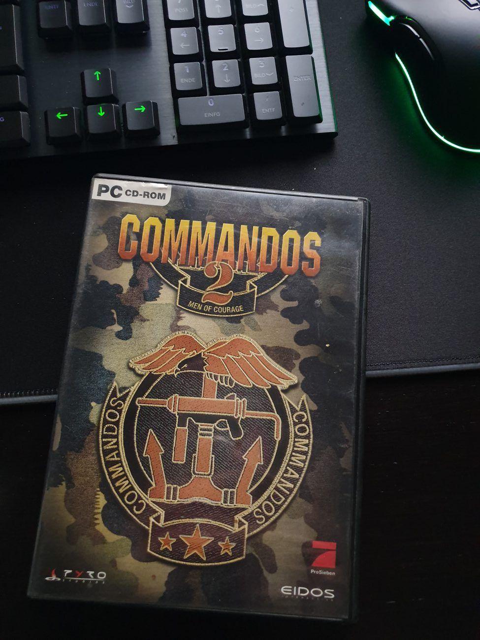 Commandos 2 HD Remaster Testbericht