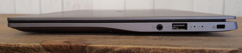 Acer Swift 3 Seitenansicht