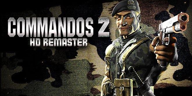 Angespielt: Commandos 2 HD Remaster