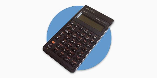 Free42 - Taschenrechner mit umgekehrter polnischer Notation