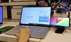 Andersrum: Asus spiegelt den Windows-Bildschirm auf Android-Smartphones