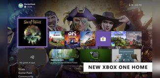 Xbox Dashboard Update Februar 2020