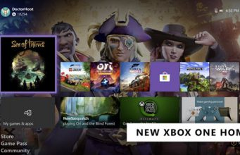 Xbox Dashboard Update Februar 2020