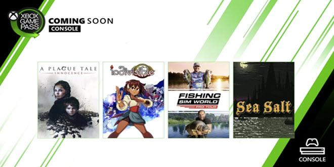 Xbox Game Pass für die Konsole: Zu- und Abgänge im Januar