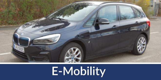 Connected e-Roadtrip: Plug-In-BMW-225xe im Alltagstest
