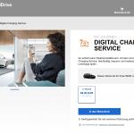 Digital Charging Service im BMW-Connected-Portal für 59 Euro pro Jahr, um das Laden gezielt zu planen.
