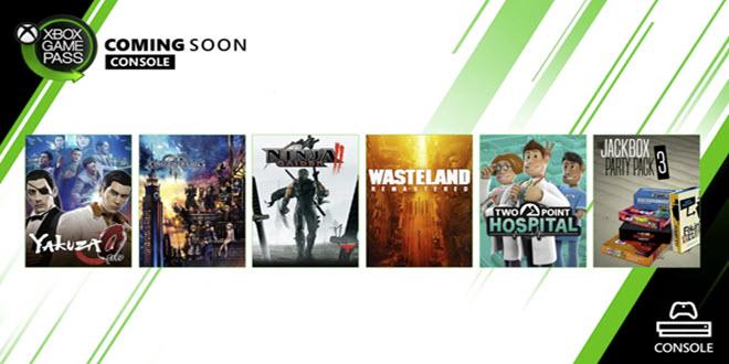 Kingdom Hearts III, Yakuza 0, Wasteland Remastered und mehr: Neue Titel für den Game Pass