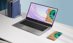 Huawei stellt Neuauflage der MateBooks D14 und D15 vor