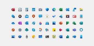 Neue Icons für Windows 10