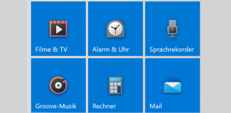 Neue App Icons für Windows 10