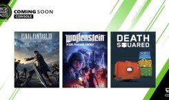 Xbox Game Pass im Februar mit Wolfenstein: Youngblood, Final Fantasy XV und mehr