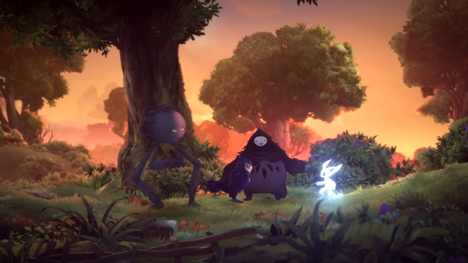 Screenshot aus Ori and the Will of the Wisps