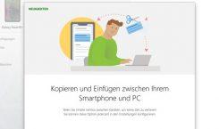 Zwischenablage-Synchronisation mit Windows 10 jetzt auch für Galaxy Note 10 - es ist ein Traum