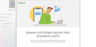 Synchronisation der Zwischenablage zwischen Smartphone und PC
