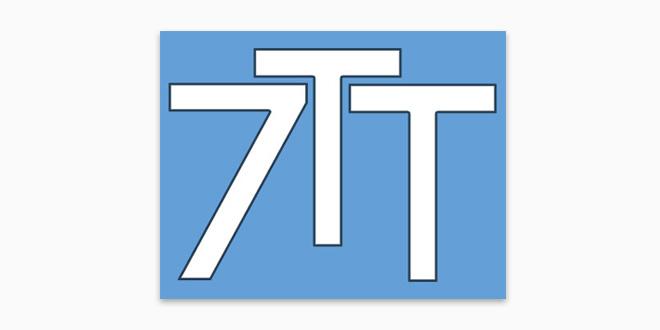 7+ Taskbar Tweaker - Windows Taskbar Einstellungen ändern