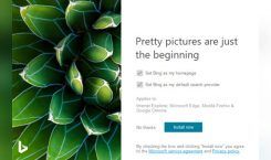 Bing Wallpaper: Microsoft bringt die App in den Microsoft Store