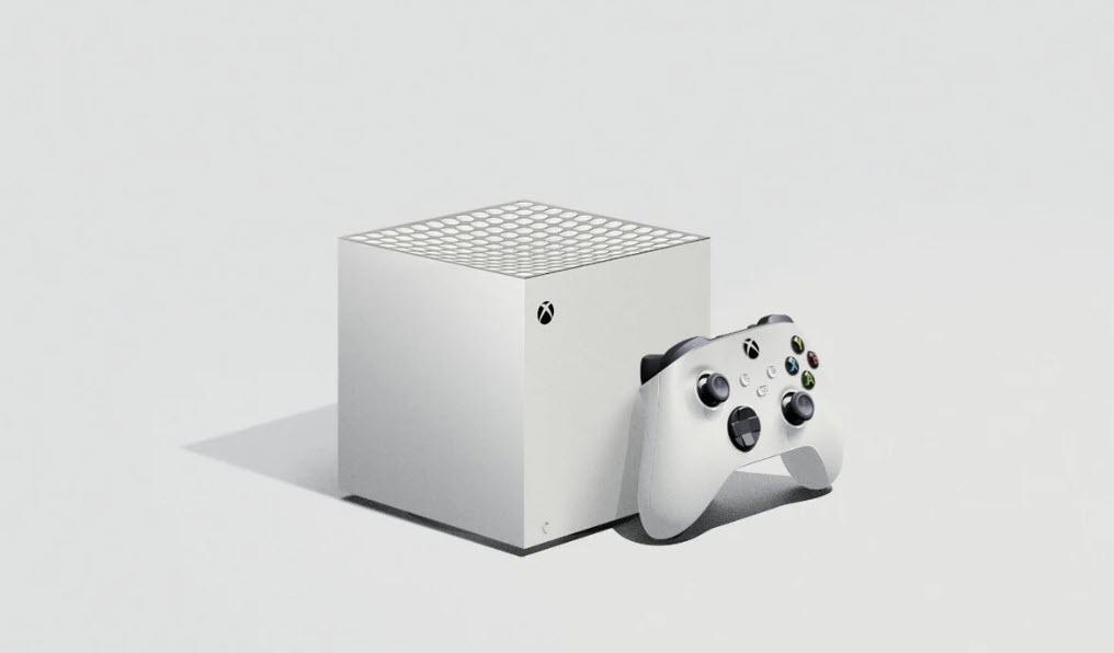Fan-Konzept der Xbox Series S