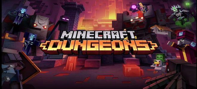 Angespielt: Minecraft Dungeons erscheint heute