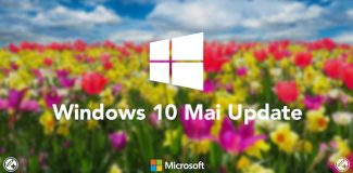 Windows 10 Mai Update
