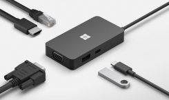 Microsoft USB-C Travel Hub jetzt erhältlich