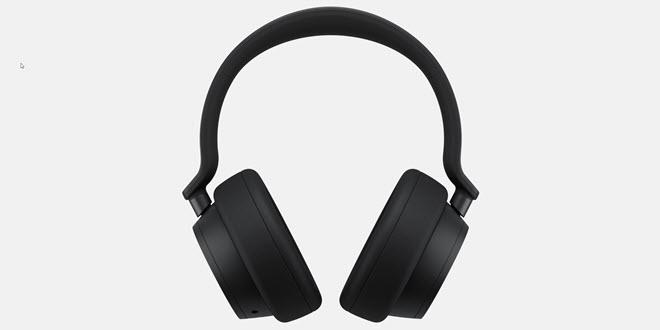 Surface Headphones 2+ for Business mit Zertifizierung für Microsoft Teams
