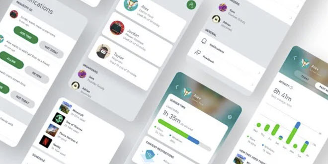 Microsoft veröffentlicht Xbox Family Settings App als Vorschau für Android und iOS