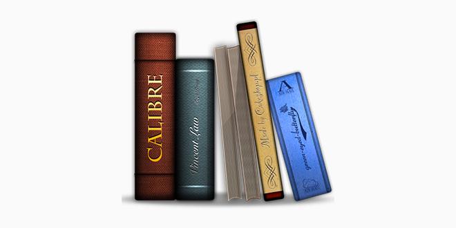 Calibre - eBook Management Dokumenten Konverter