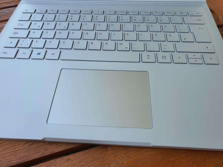 Surface Book 3 Tastatur
