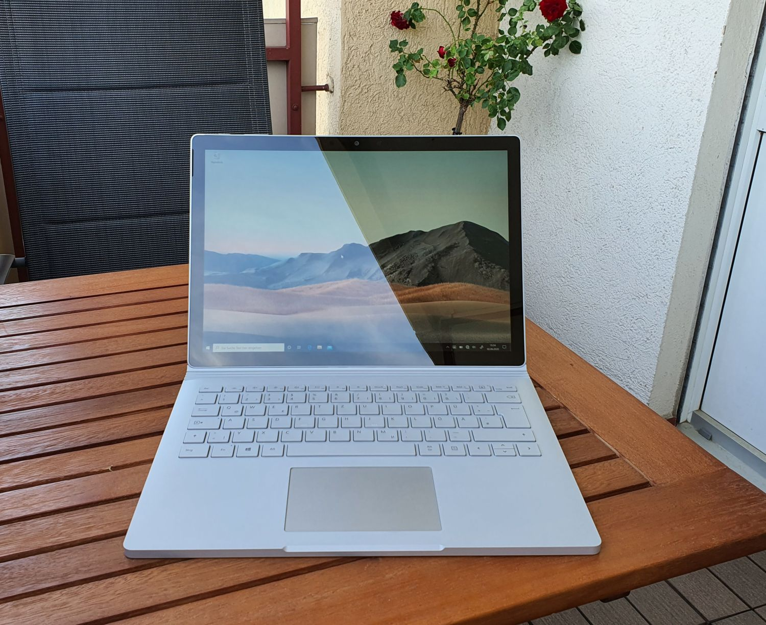 Surface Book 3 Totale