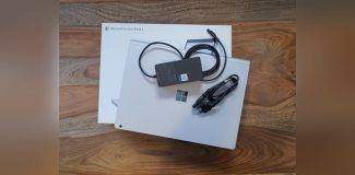 Surface Book 3 Unboxing Titelbild