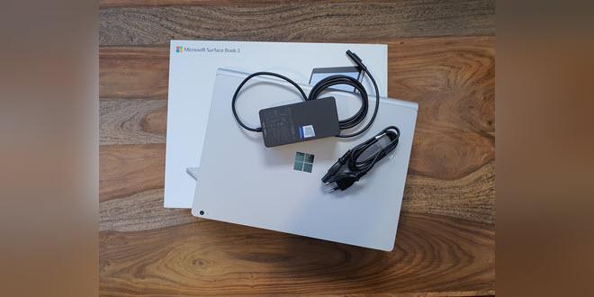Ausgepackt: Erste Eindrücke vom Surface Book 3