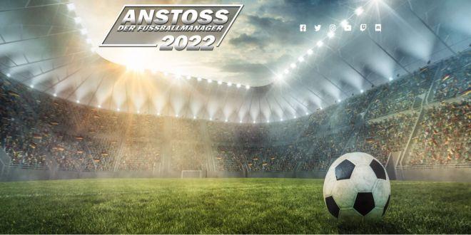 Rückkehr eines Spieleklassikers: Anstoss 2022