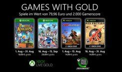 Games with Gold im August 2020 mit Red Faction II und Portal Knights