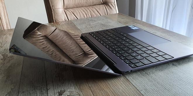 Huawei MateBook 13: Hübsche Mittelklasse mit tollem Bild, aber schwachem Akku